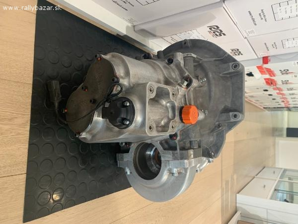 Citroen DS3 R3 Max GEARBOX