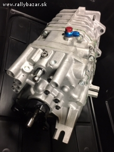 Group A Custom Ratio BMW Getrag 265/5 Dogleg Gearbox
