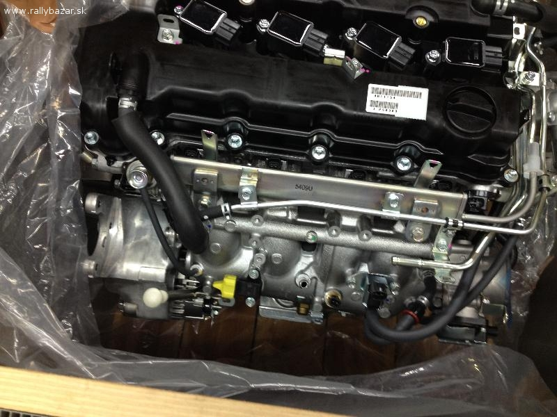 Mitsubishi Lancer Evo 10 X Crated new engine 4B11
