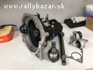 New Sadev ST82/14 sequential gearbox